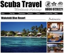 Wakatobi Travel ad