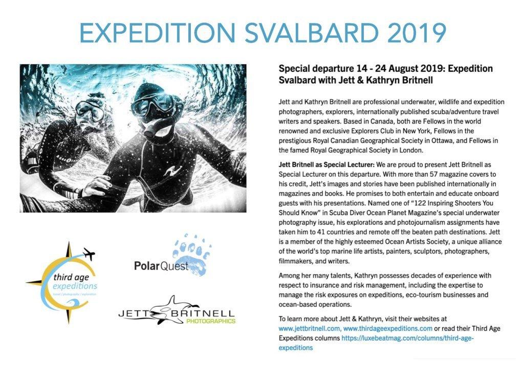 Expedition Svalbard 2019