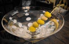 Olives make a great Martini garnish Jett Britnell